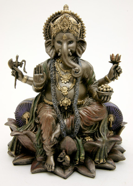Ganesha attributen