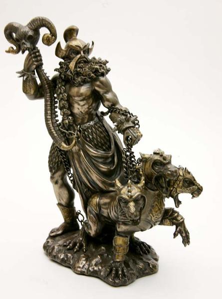 Hades griekse god | Gelakt hout verven zonder schuren